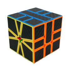 Load image into Gallery viewer, Square-1 Carbon Fibre Cube