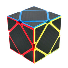 Load image into Gallery viewer, Skewb Carbon Fibre Cube