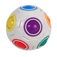 Load image into Gallery viewer, 12 Hole Magic Rainbow Ball
