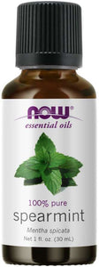 NOW Spearmint Essential Oil 30ml