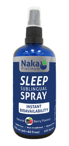 Naka Sleep Spray Berry 100ml
