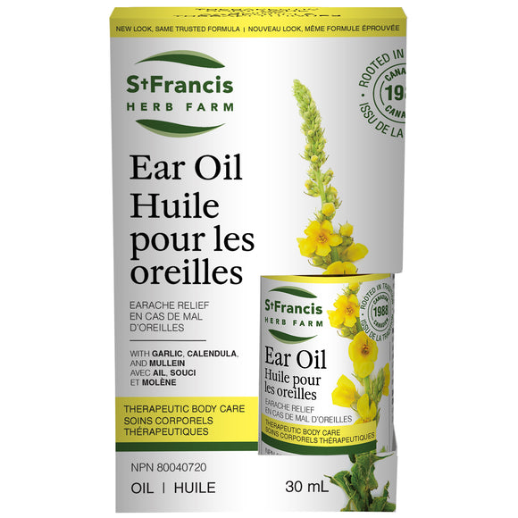St Francis Ear Oil 30ml