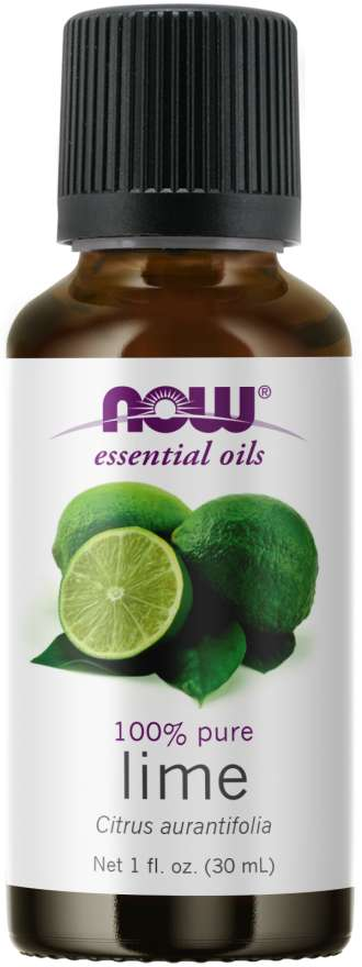 NOW Lime Essential Oil 30ml