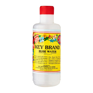 Rose Water 200ml Key Brand