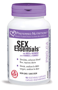 Sex Essentials 90 Capsules
