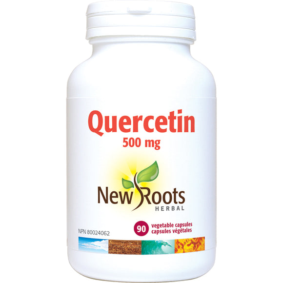 New Roots Quercetin 500mg 90 Capsules