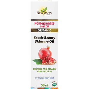New Roots Org Pomegranate Seed Oil 50ml