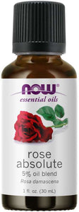 NOW Rose Absolute Essential Oil 30ml