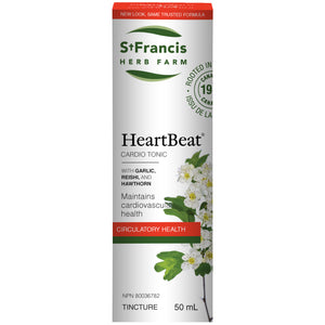 St Francis Heartbeat 50ml
