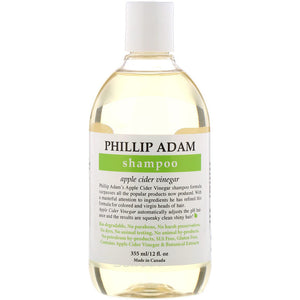 Phillip Adam Apple Cider Vinegar Shampoo 355ml