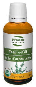 St Francis Tea Tree EssOil 30ml