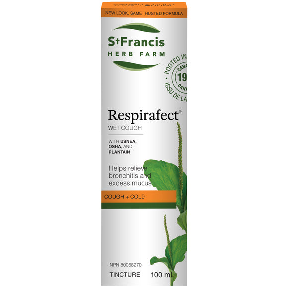 St Francis Respirafect 100ml