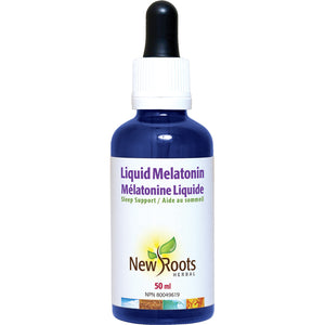 New Roots Melatonin Liquid 50ml