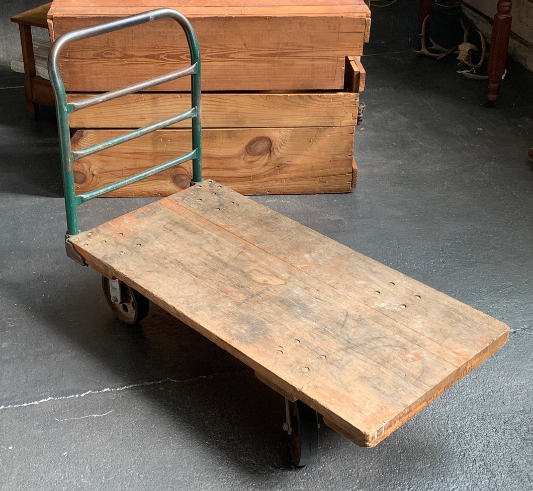 Nutting Warehouse Cart