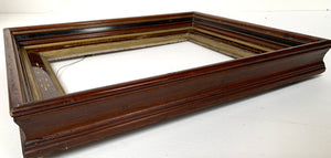 Frame with Faux Graining