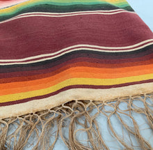 Load image into Gallery viewer, Woven Mexican Blanket