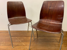 Load image into Gallery viewer, Bentwood Chair with Chrome Legs