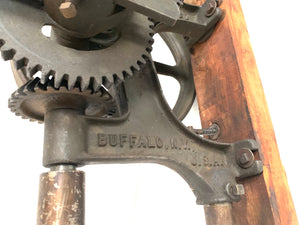 Buffalo Forge Drill Press. Model No 61 R