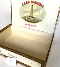 Load image into Gallery viewer, Cigar Box (sold each)
