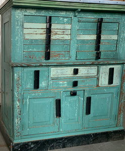 Cabinet with Lots of Drawers