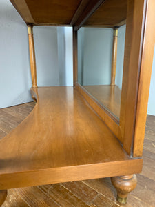 Lammert Credenza Sideboard Server with Mirror