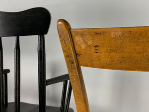Plank bottom chair (1 of 2)