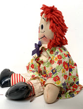 Load image into Gallery viewer, Raggedy Ann Doll