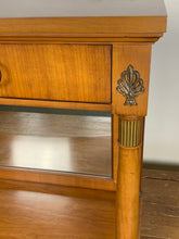 Load image into Gallery viewer, Lammert Credenza Sideboard Server with Mirror