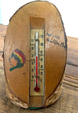 Load image into Gallery viewer, Souvenir Thermometer with Indian