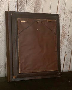 Mirror with Deep Frame