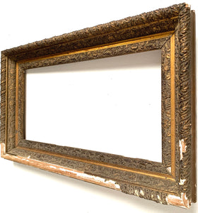 Gold Chippy Frame