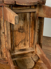 Load image into Gallery viewer, Folky Wood Side Table