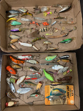 Load image into Gallery viewer, Two boxes of Fishing Lures
