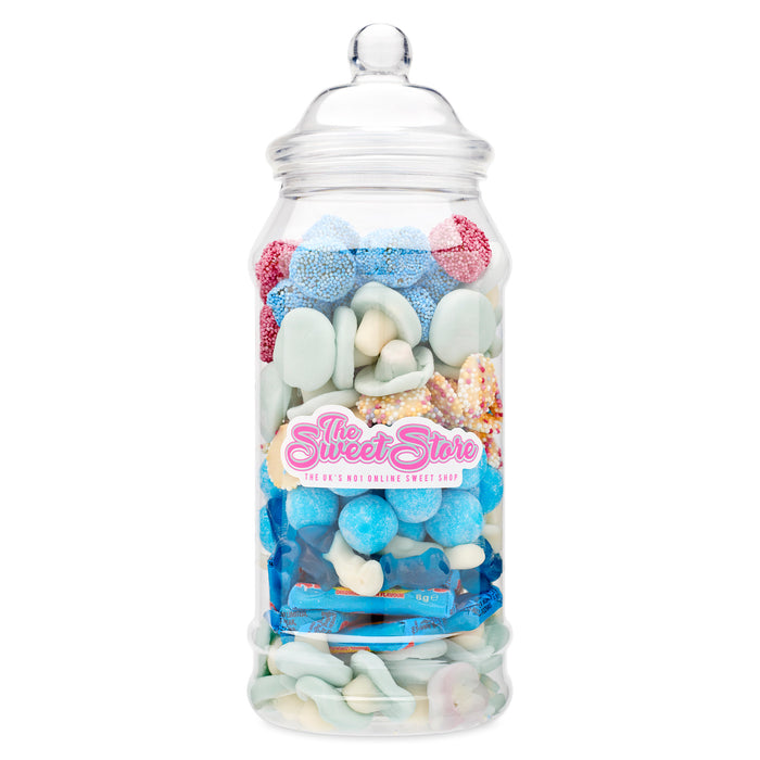 Blue Heaven Sweet Jar