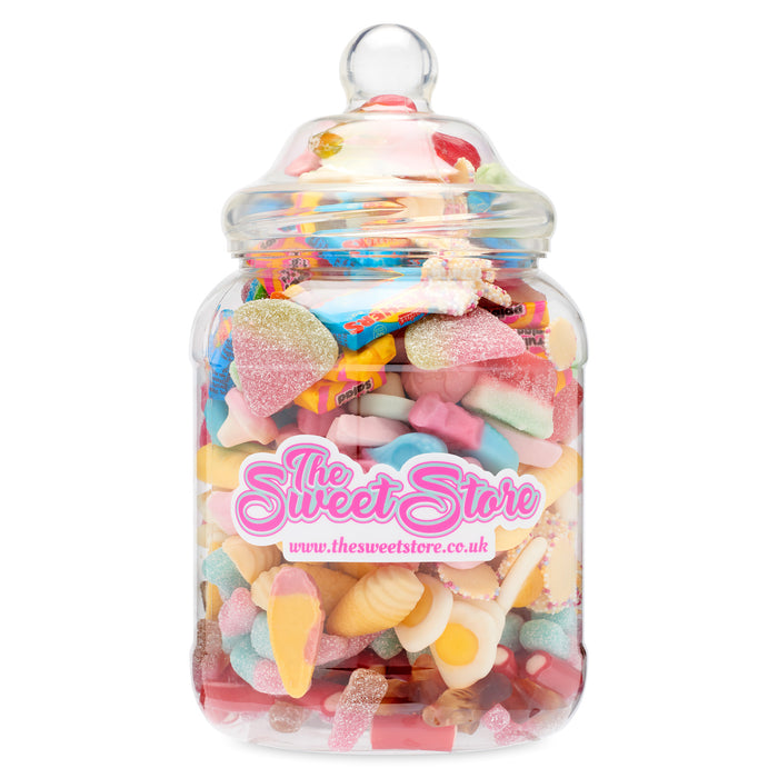 Create Your Own Mega Sweet Jar (20 Fillings)