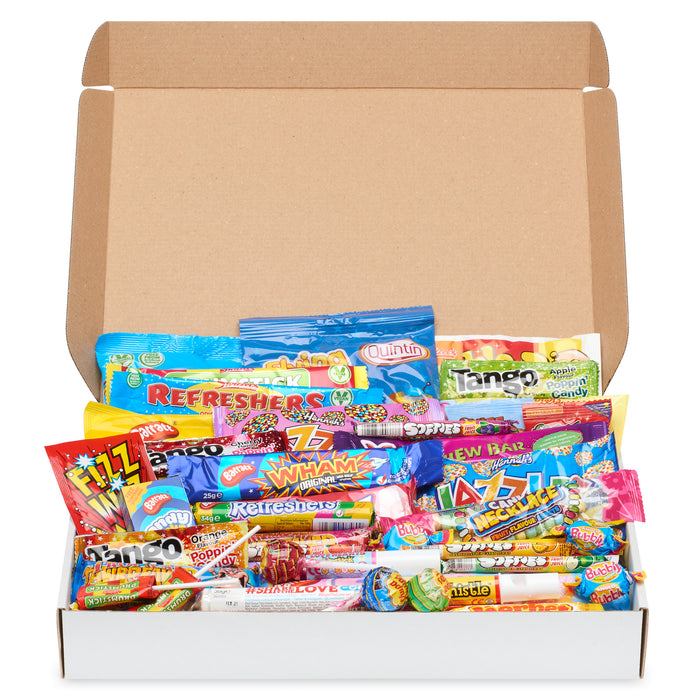 Retro Sweet Mega Box