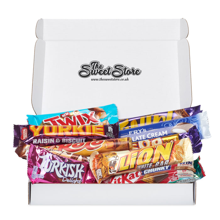 Create Your Own Chocolate Box (10 Bars)
