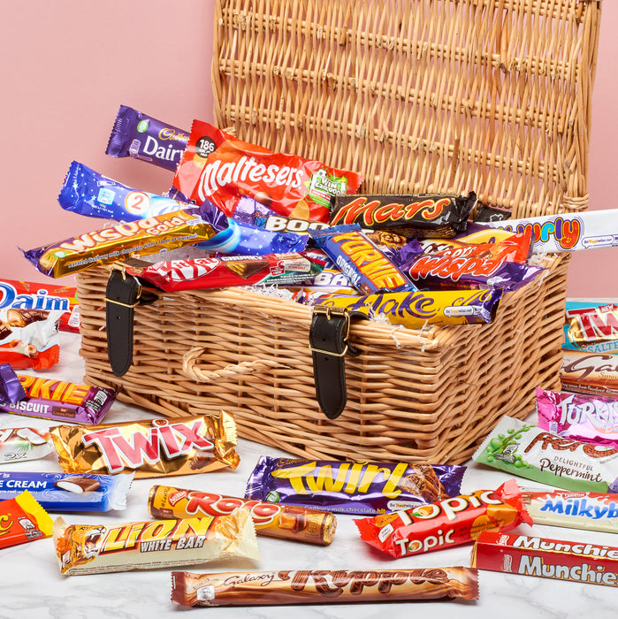 Create Your Own Chocolate Hamper