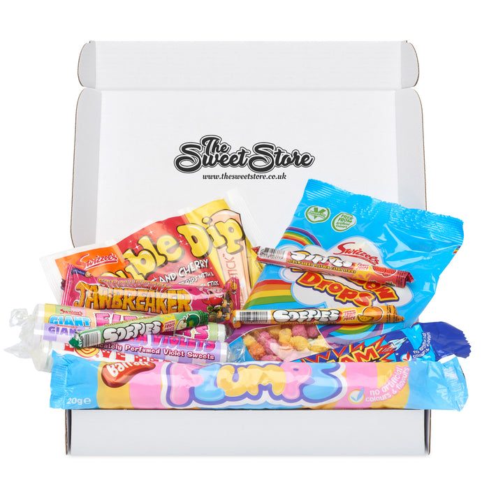 Retro Sweet Snack Box 3