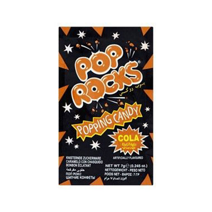 Pop Rocks Cola Popping Candy