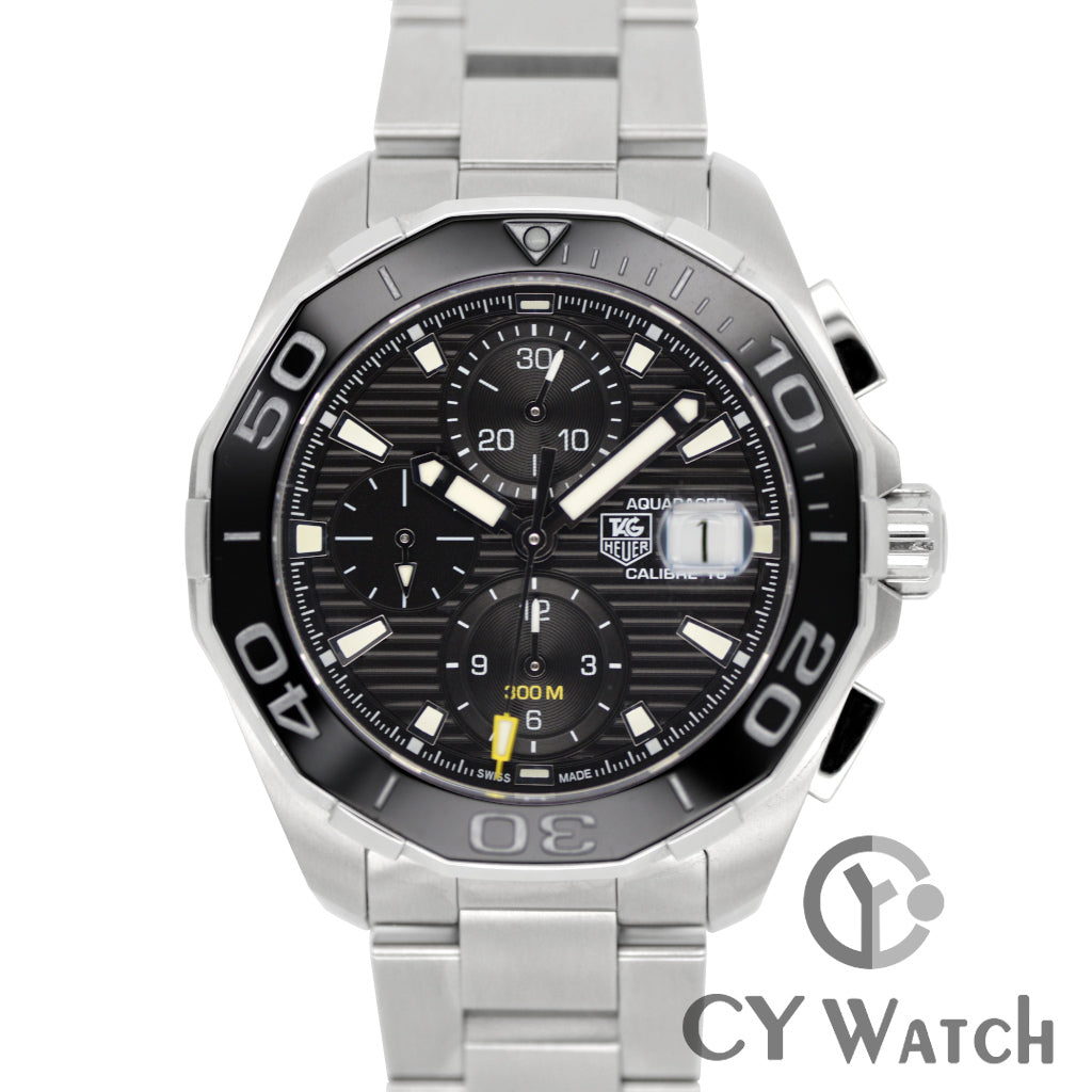 TAG HEUER アクアレーサー クロノグラフ CAY211A.BA0927