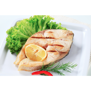 US White Cod Fish Steak (Frozen) 美國白鱈魚扒 (急凍) ~340 Grams - FEAST