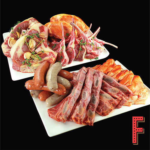 Barbecue Party Set 燒烤派對套餐 (Serves 8-10 Persons / 8-10 人份量) - FEAST