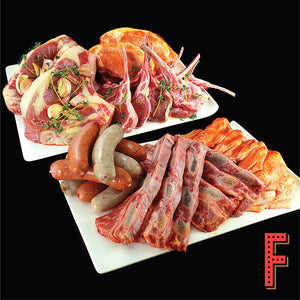 燒烤派對套餐 (8-10 人) Barbecue Party Set (For 8-10 Persons) - FEAST