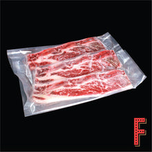 Load image into Gallery viewer, Canada AAA Sliced Bone In Short Rib (Frozen) 加拿大AAA牛仔骨 (急凍) ~500 Grams / 18 Ounces - FEAST