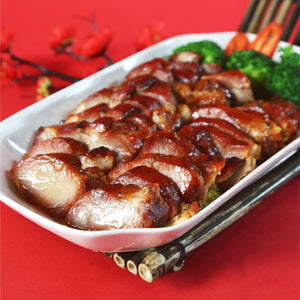 慢燒半肥瘦叉燒 Slow Roasted Chinese BBQ Pork ~ 1lb - FEAST
