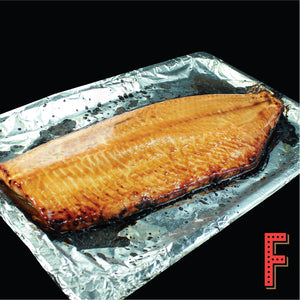 Norwegian Salmon (Half Fish) Fillet (Chilled) 挪威三文魚柳 (半條切塊) (冷凍) 5 Pieces (~400 Grams Per Piece) - FEAST
