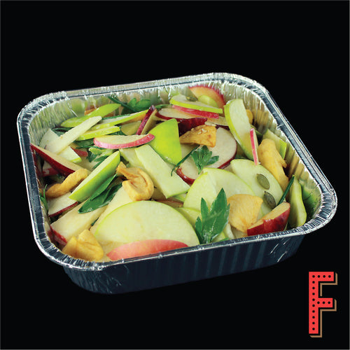 Three-Apple Slaw 三色蘋果沙律 - FEAST