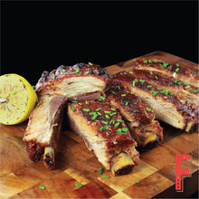 Load image into Gallery viewer, Grilled US Pork Spare Ribs With Barbecue Sauce	燒烤醬焗豬肋骨 - FEAST
