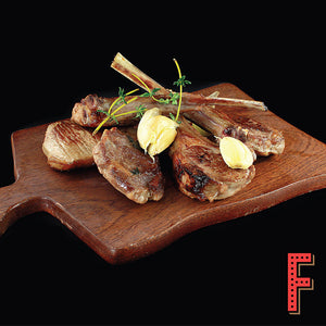 澳洲五星法式羊架 (急凍) Australian 5 Star Rack Of Lamb (Frozen) - FEAST